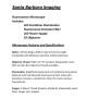 uSCOPE FLUORESCENCE HEAD SPECS (2)